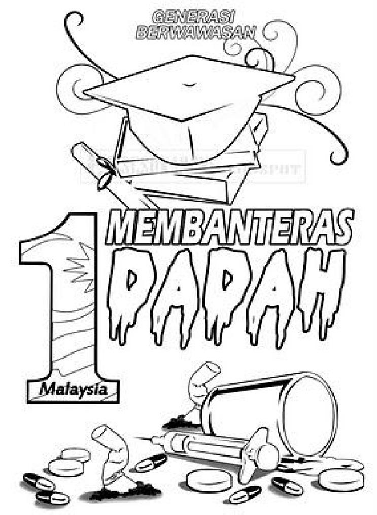 Contoh Poster Anti Dadah Pdf Document
